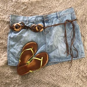Accessories - Coconut Shell Belt